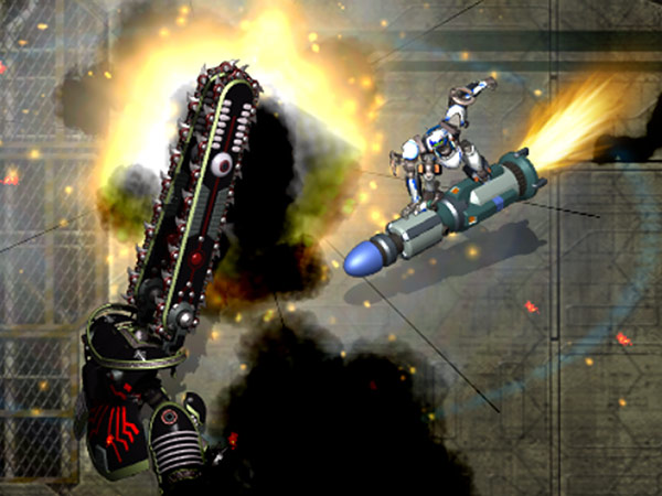 BALDR SKY Re.price Dive2 ''RECORDARE''のサンプル画像