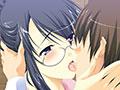 粘膜純愛 KISS×900 管理人さんのポニーテールは、今日も黒かった