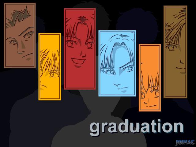 graduation パッケージ写真