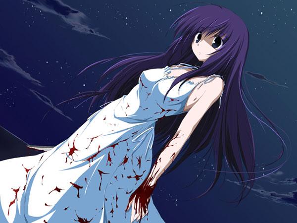 月染の枷鎖-the end of scarlet luna- 5