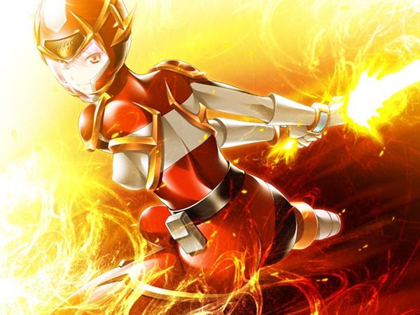 超光戦隊ジャスティスブレイド ZERO 大首領の敵は大首領 2