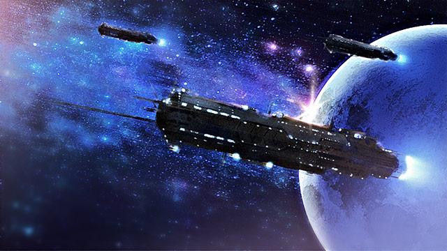星空のバビロン −迫り来るコズミックすけべおねぇさんズ−