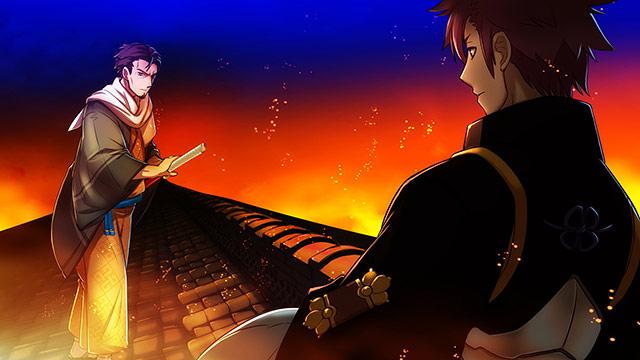 瞬旭のティルヒア 〜What a beautiful dawn〜