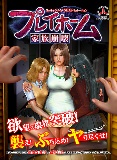 プレイホーム DL版 パッケージ写真
