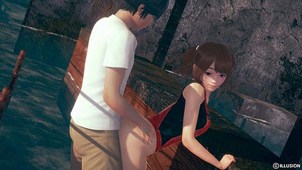 『AI*少女 DL版』のサンプル画像です
