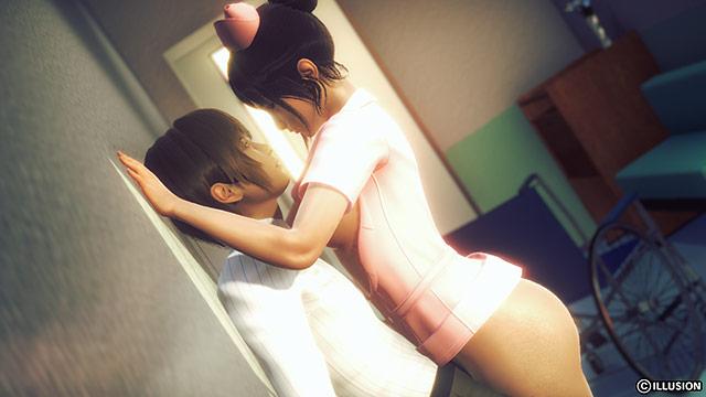 ハニーセレクト2リビドー & AI*少女 スペシャルパックのサンプル画像12