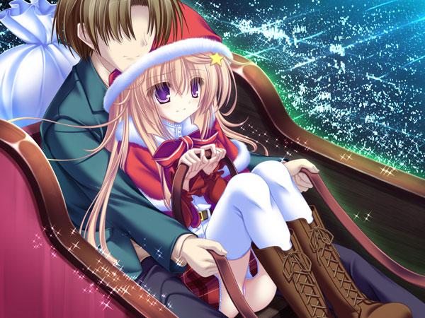 メリ☆クリ ~10年ぶりのホワイトクリスマス~のサンプル画像