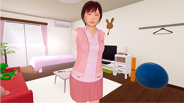 《DLC》いたずらVR 衣装追加パッチセット vol.3 5