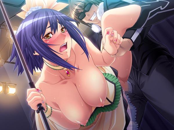 悪の女幹部「この私にオシオキだと?!ふざけるな!」のサンプル画像4