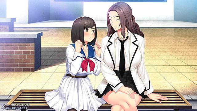 貴女が居るのに寝取られちゃう 女の子同士の間に割ってはいる女学園男性教員 3