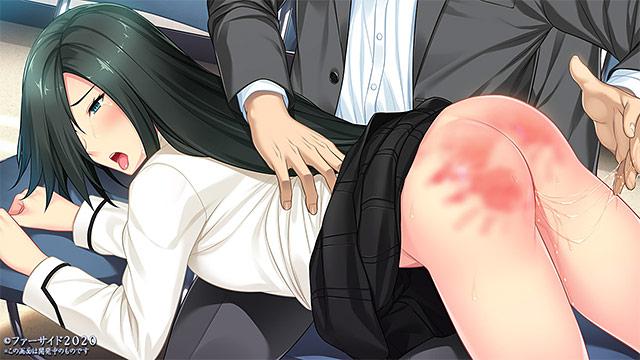貴女が居るのに寝取られちゃう 〜女の子同士の間に割ってはいる女学園男性教員〜 画像19