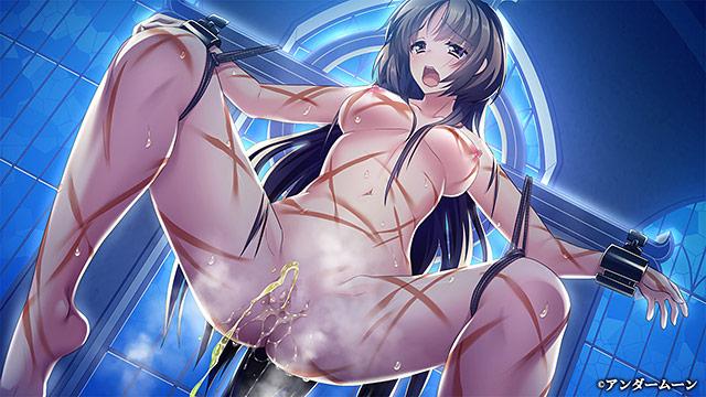 魔女狩りの失禁学園  緊縛された令嬢の聖水  6