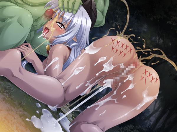 烙印姫ルーンドプリンセス 隷属の刻印姫 3