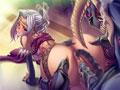 魔将の贄-偽りの英雄、淫辱の王国-