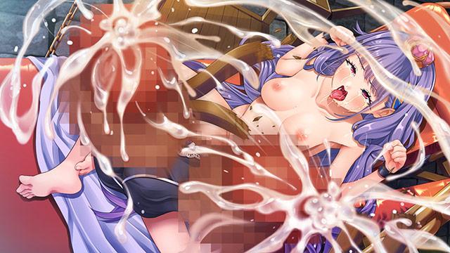 【FANZA GAMES限定特典付き】女体狂乱プリンセスのサンプル画像6