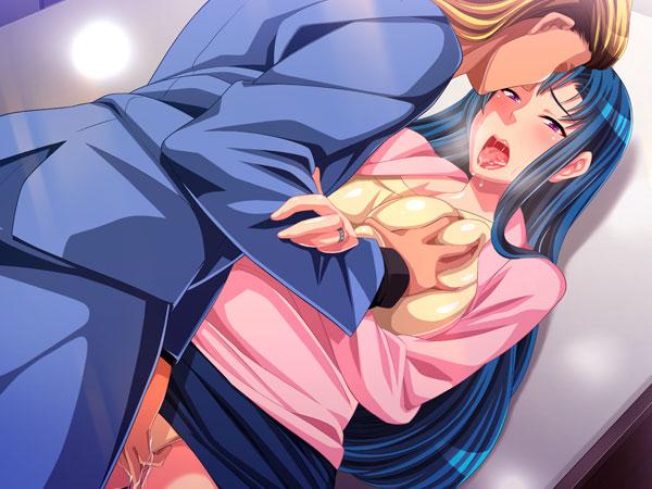 寝取られ熟母夏子(41)〜若い男との変態セックスにハマッた本当はドスケベだったお母さん〜