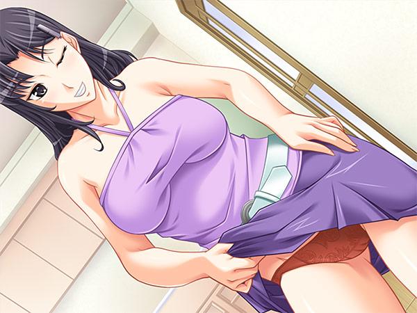 【FANZA GAMES限定特典付き】ボクん家の家性婦さん!?ストレートエディション 画像7