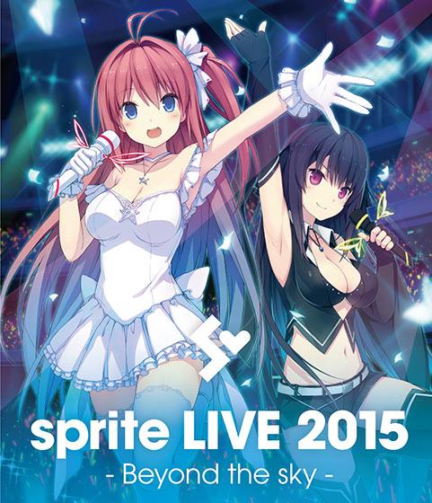 sprite LIVE 2015 ―Beyond the sky―  5/22