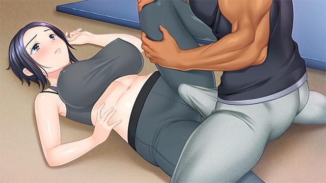 妻の肉穴にホームステイするマッチョ留学生2軒目 元巨乳グラドルの妻は、ダニーズ・ブートキャンプで汁だくメス子宮に開発されていた 2