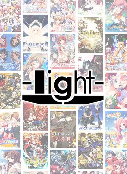【まとめ買い】Dies irae参加! lightセレクトパック5本で10,000円 パッケージ写真