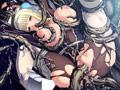 電動オナホール対応作品・女戦士・巨乳・セット商品・FANZA(ファンザ)独占販売・ファンタジー