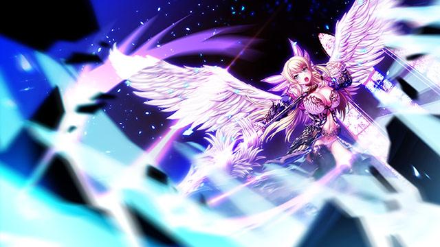 エデンズリッター第1章外伝 淫難の巫女姫セシリィ編CG No.07