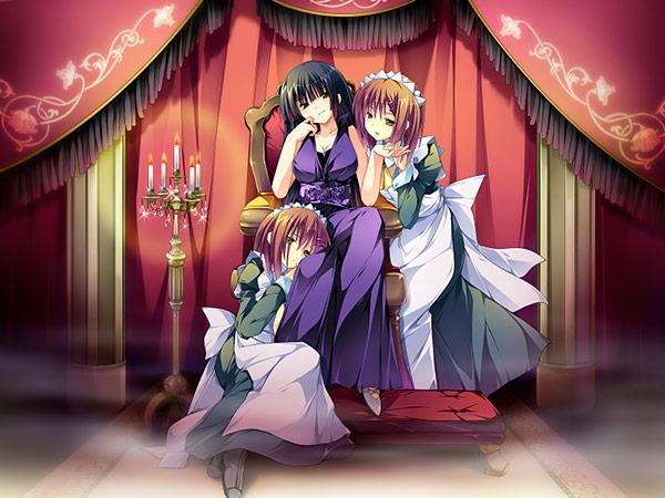 花と乙女に祝福を ロイヤルブーケ 3