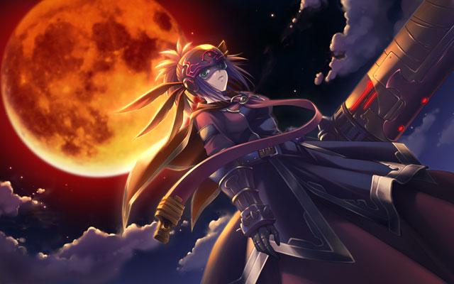 聖なるかな外伝・精霊天翔 壊れゆく世界の少女たち DL版 4
