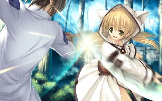 聖なるかな外伝・精霊天翔 Crystal Friends 3