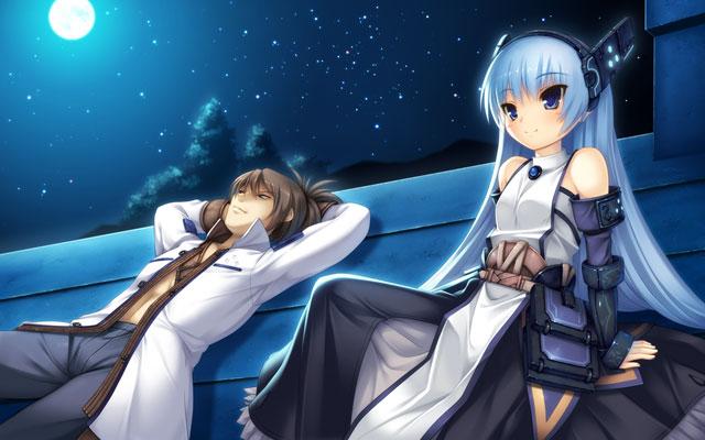 聖なるかな外伝・精霊天翔 Crystal Friends 4