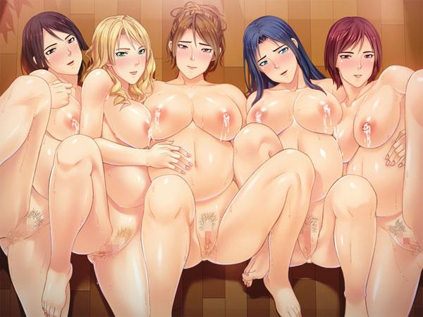 マザコン天国〜同級生の母親たちを巨根で僕だけの孕ママに!〜のサンプル画像9
