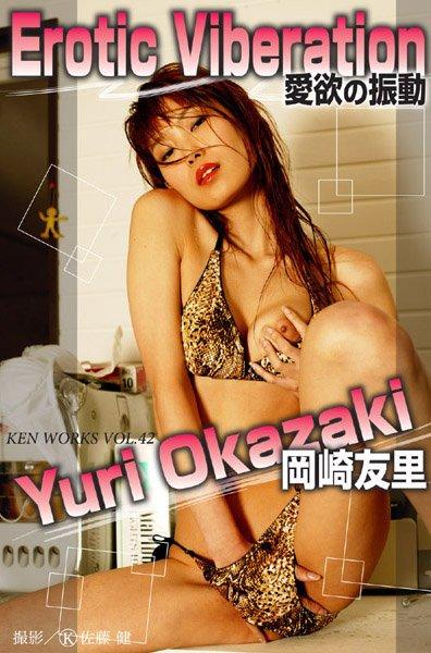 KEN WORKS Vol.042 岡崎友里Erotic Viberation ~愛欲の振動~