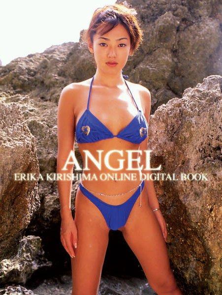 桐島えりか写真集「ANGEL」