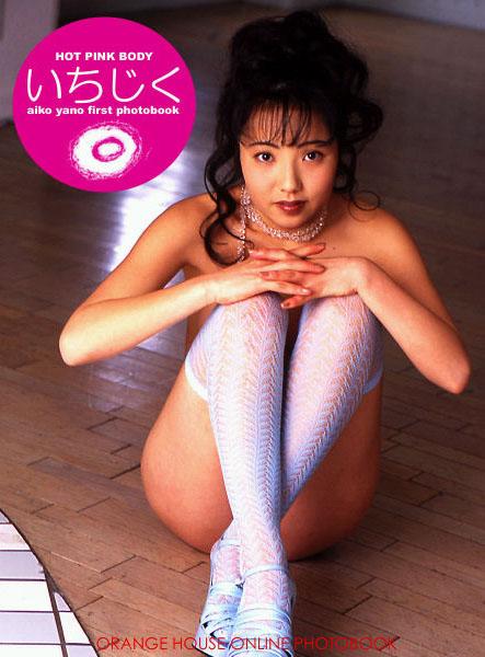 矢野愛子写真集「矢野愛子-いちじく-」