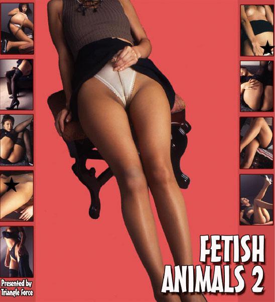 美脚写真集「FETISH ANIMALS 2」