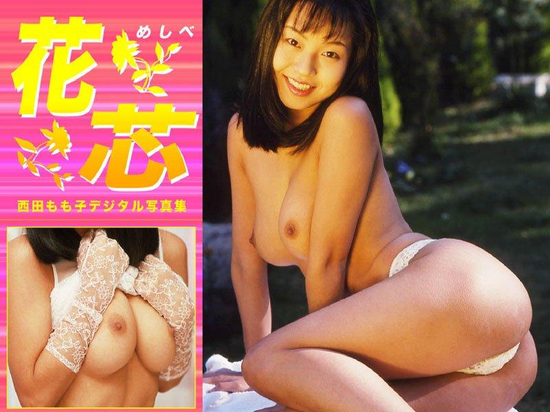 西田もも子写真集「花芯」