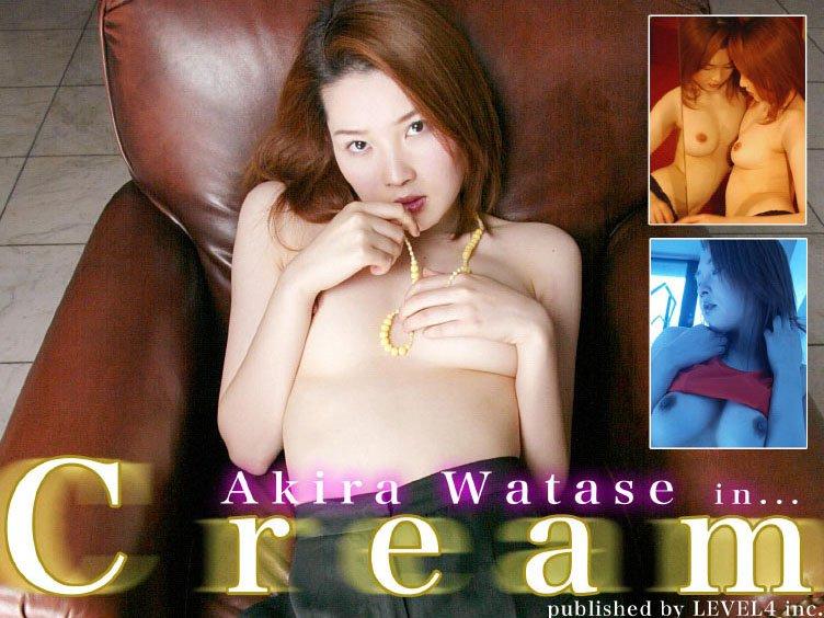 渡瀬晶写真集「Cream」