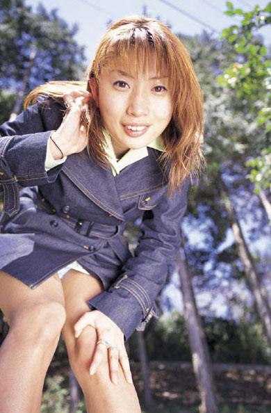 L-25 The Street Shot 相沢麗子・26歳 埼玉県