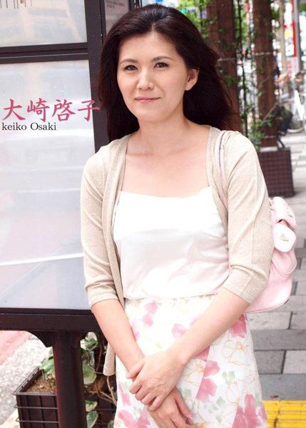 人妻・熟女通信DX 「新宿三丁目、女将の絶頂」 大崎啓子