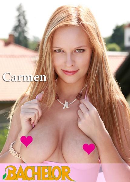 『BACHELOR』 海外美女セレクション Carmen デジタル写真集
