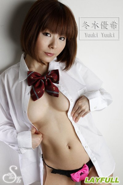 SEE-THROUGH 冬木優希