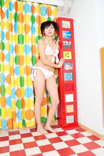デジタル写真集 坂本恵美 水着