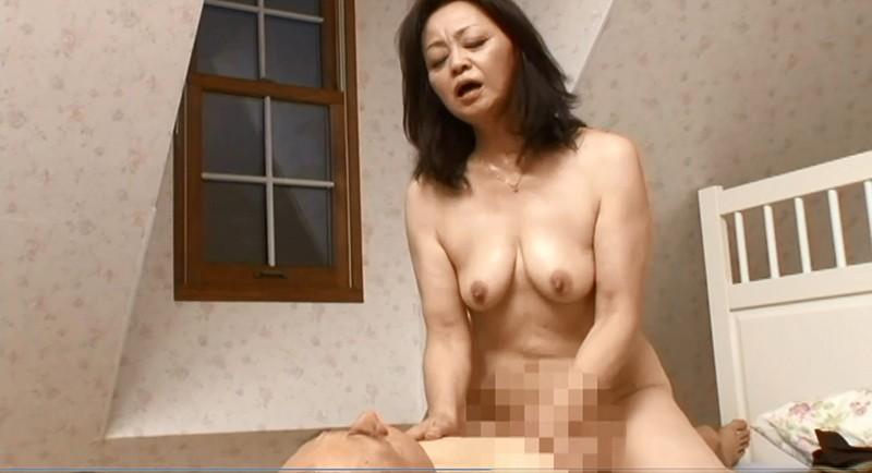 母さんに媚薬を●ませてみたら別人のように息子の体を求める淫乱変化 画像7