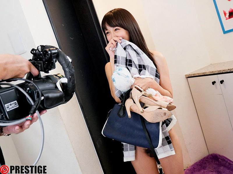 芽森しずくドッキリSP 専属女優・芽森しずくを即ハメドッキリでイカせちゃいます!! 画像1