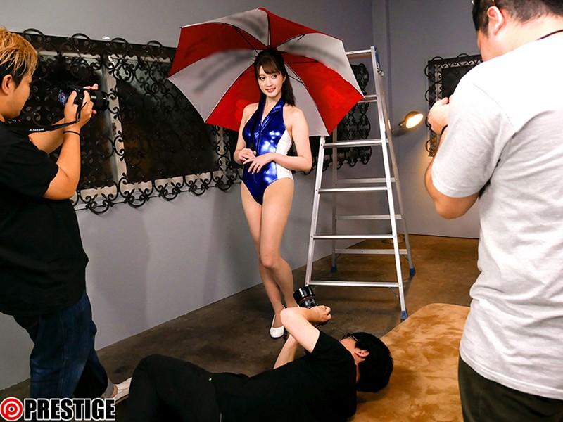 顔射の美学 03 元国民的アイドルの顔面に溜まりに溜まった'白濁男汁'をぶちまけろ!! 水嶋那奈