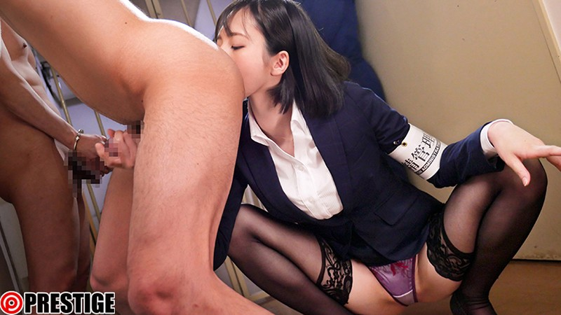 [ABP-984] Creampie Squeezer office - Forcing Impure Sperm Explosions in Cowgirl positionl! Suzumori Remu