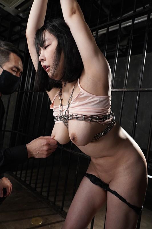 鉄鎖 バイブ拷問 巨乳ボンレス 羽生アリサ 15枚目
