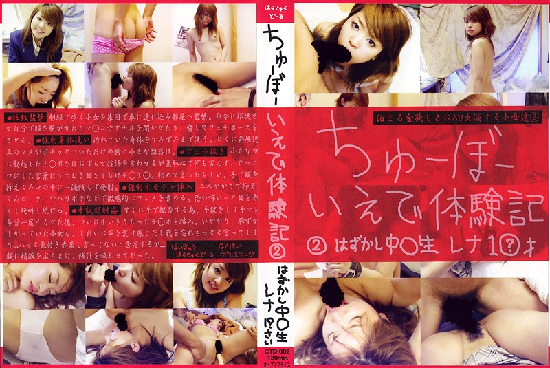 CTD-002 A Record Of A Student Runaway's Experience 2