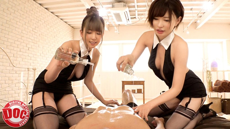 [DOCP-237] Yuria Satomi & Yui Hatano First Competition Dream Match - Nipple Development By Two AV Actresses!