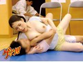 痴漢対策で護身術道場に通う女子は、スキだらけですぐ言いな...sample11
